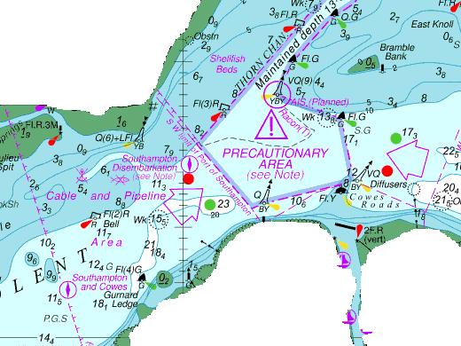 Marine Charts XL 2045-0