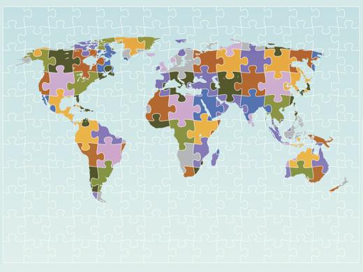 Regions & Boundaries