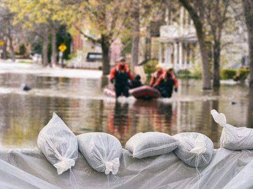 Flood Maps & Data