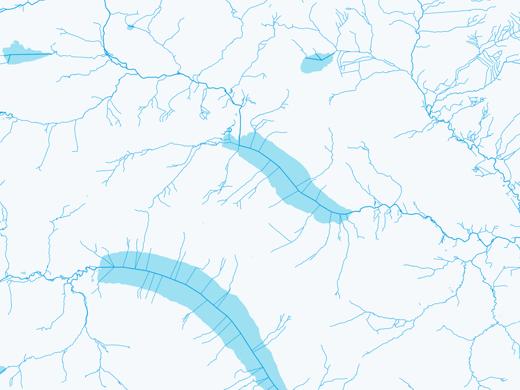 OS MasterMap Water Network