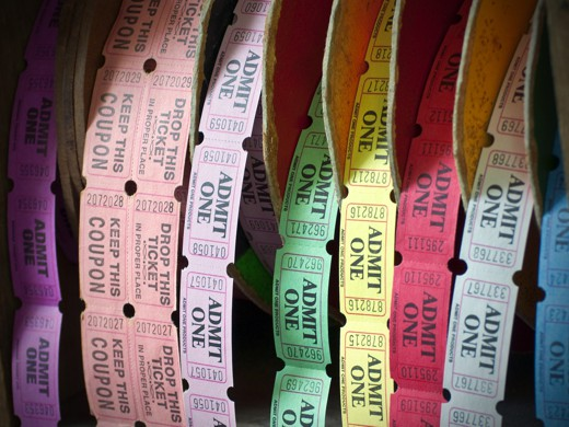 Market Trace for Tourism - Tickets