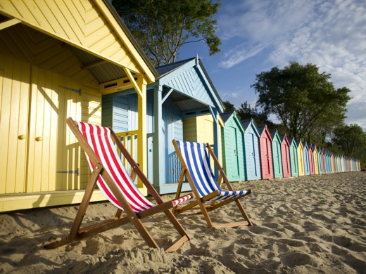 Market Trace for Tourism - Beach Huts