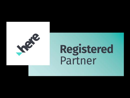 HERE Registered Partner