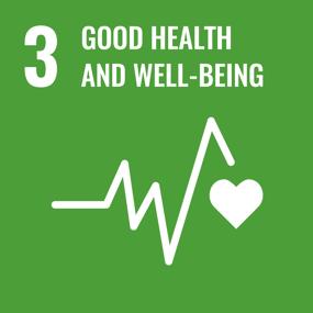 UN SDG Goal 03 - Good Heath and Well-Being