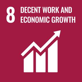 UN SDG Goal 08 - Decent Work and Economic Growth