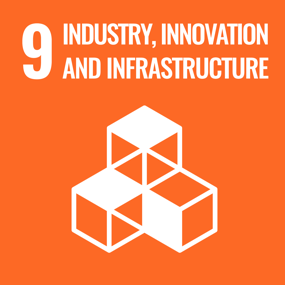 UN SDG Goal 09 - Industry, Innovation and Infrastructure