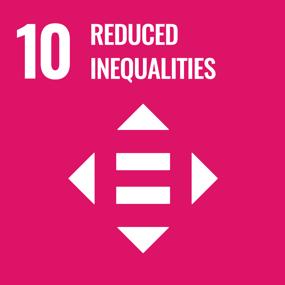UN SDG Goal 10 - Reduced Inequalities
