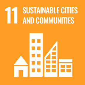 UN SDG Goal 11 - Sustainable Cities and Communities