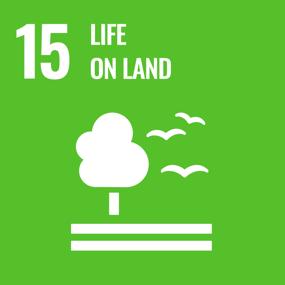 UN SDG Goal 15 - Life on Land